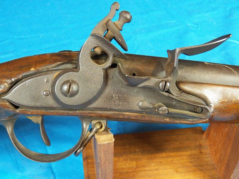 1763 Charleville Musket Sold Historical And Antique